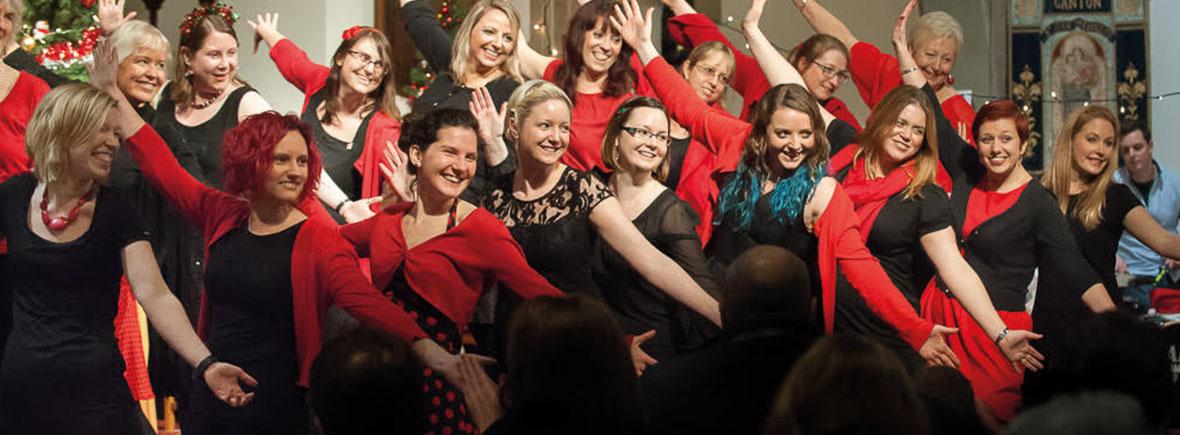 Soroitas Female Voice Choir